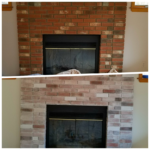 Uplifted Fireplace